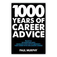 1000 yrs of career advice