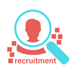 How to Become a HR Business Partner; recruitment logo