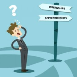 Difference between Internship and Apprenticeship