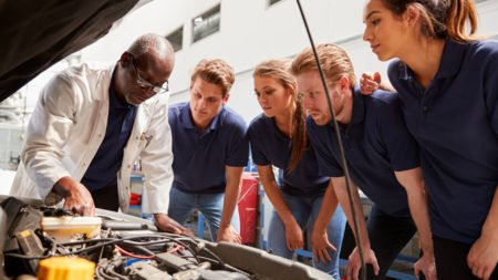 different types of apprenticeships