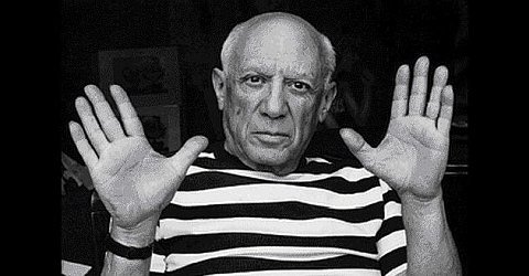 Interesting facts about Pablo Picasso #4