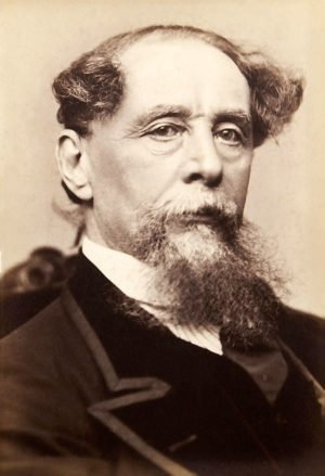 Interesting Facts about charles Dickens #1