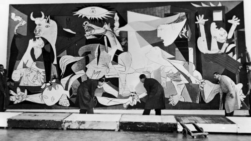 Interesting facts about Pablo Picasso #3