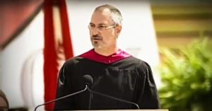 Career Advice for New Graduates: Picture of Steve Jobs