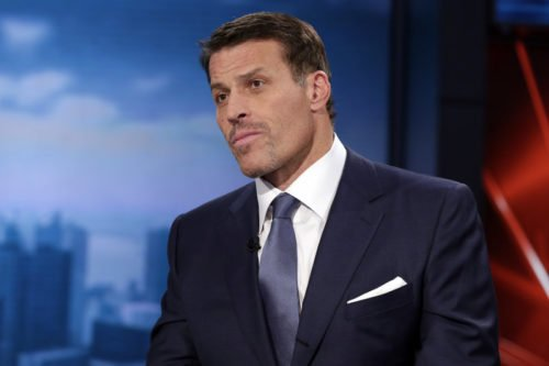 Tony Robbins Career Advice #1