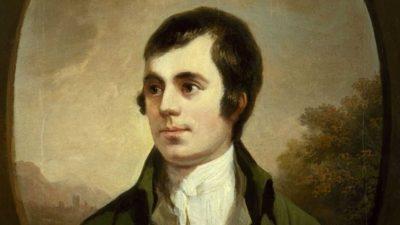 Interesting Facts about Robert Burns
