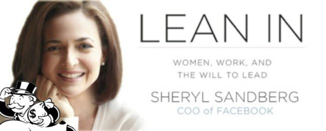 Sheryl Sandberg Advice to Women #4