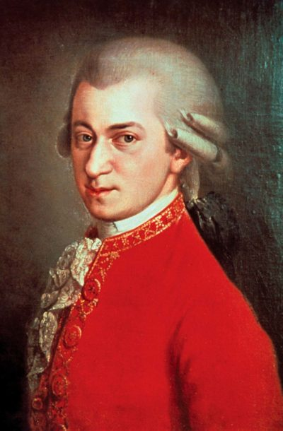 Interesting Facts about Mozart #1