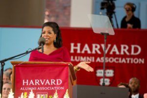 Career Advice for New Graduates: Picture of Oprah Winfrey