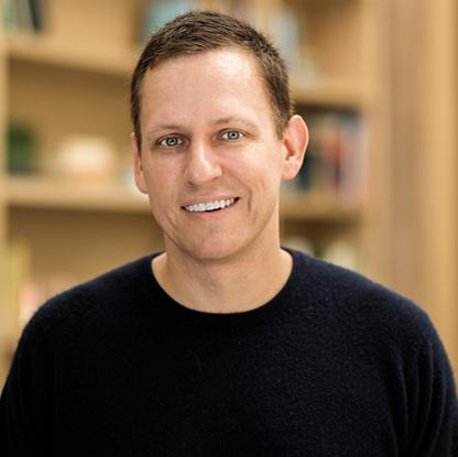 interesting facts about peter thiel 1