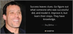 Tony Robbins Career Advice #3