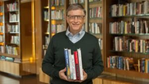 Interesting Facts about Bill Gates #1