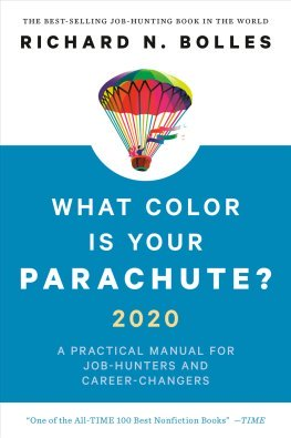 What Colour is Your Parachute Book Summary #8