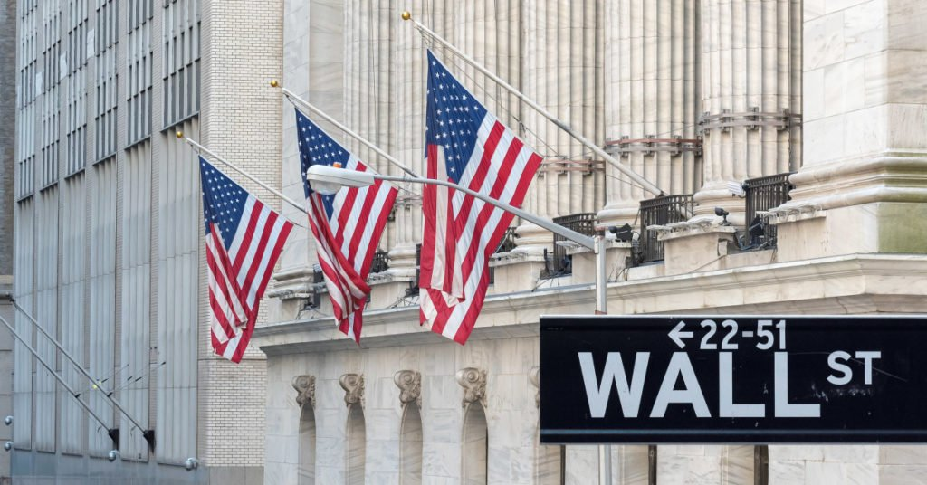A career working on Wall Street in Investment Banking'