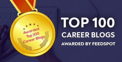 1000 Years of Career Advice; Top 100 Blogs Image