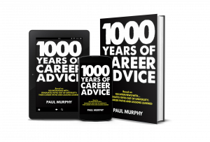 1000 Years Of Career Advice; Picture of EBook