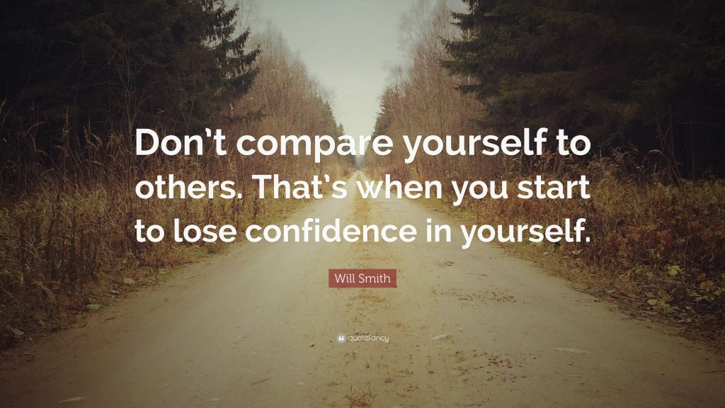 I hate my degree: don't compare yourself to others